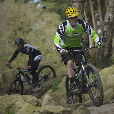 Cycling and Mountain Bike Trails image